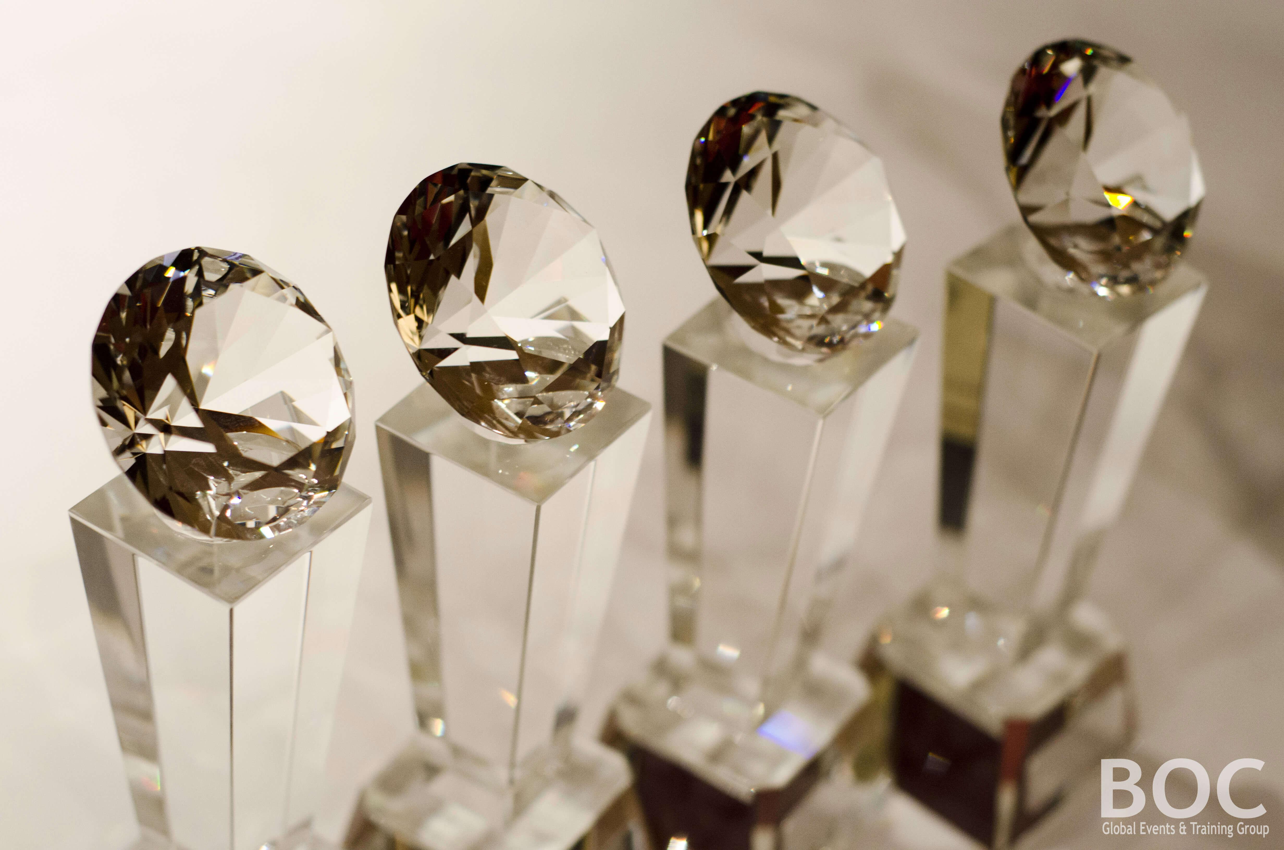 Business Brilliance Awards UK - BOC UK