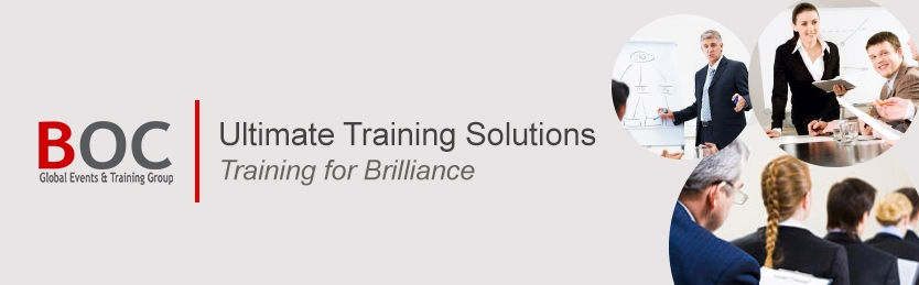 BOC Corporate Training Courses