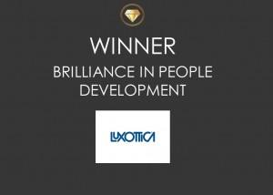 HR Brilliance Awards 2015 - Winner