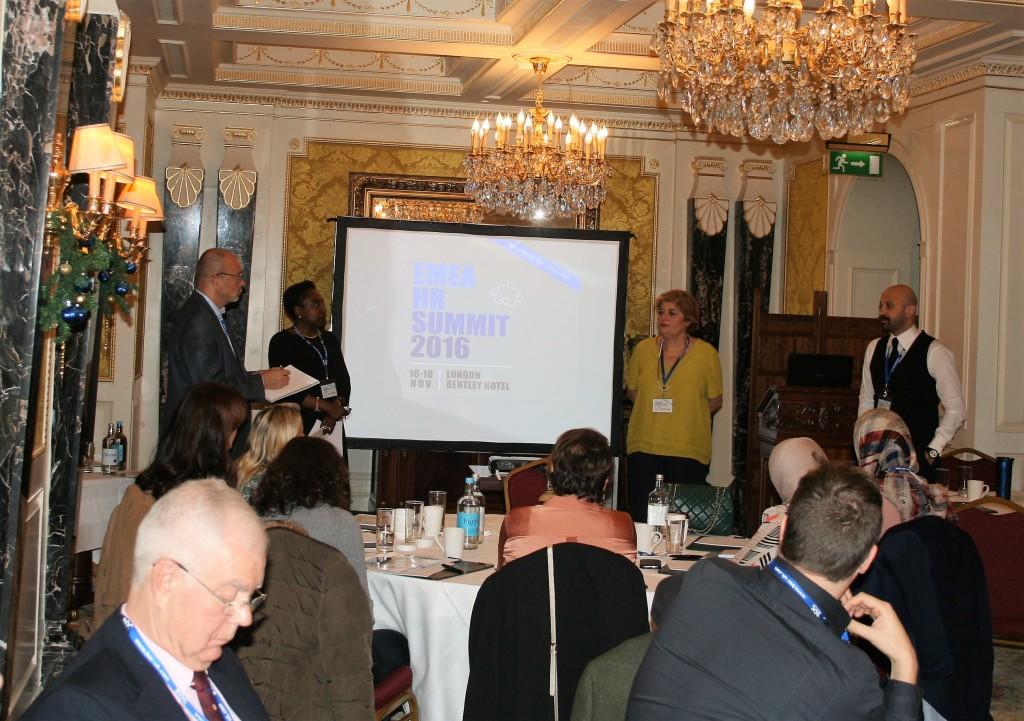 EMEA HR Summit 2016