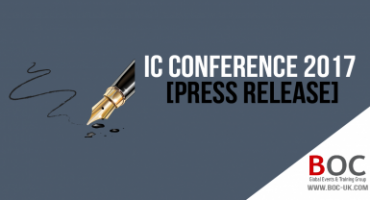 IC Conference 2017 Press Release
