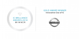 IC Brilliance Awards 2018 Winner - Nissan