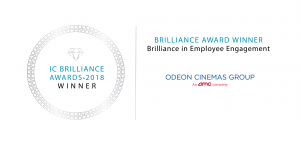 IC Brilliance Awards Winners 2018 - Odeon