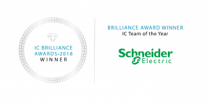 IC Brilliance Awards Winner - Schneider Electric