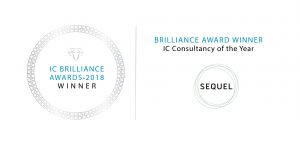 IC Brilliance Awards 2018 Winner - Sequel Group