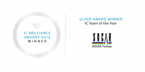 IC Brilliance Awards Winner 2018 -Socar Turkey