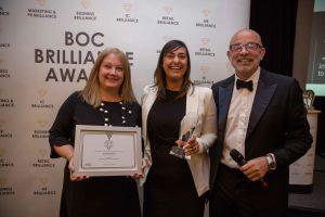 AstraZeneca - HR Brilliance Awards winner