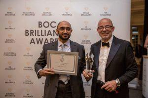 Etisalat - HR Brilliance Awards Winners
