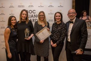 Hermes UK - HR Brilliance Awards Winner