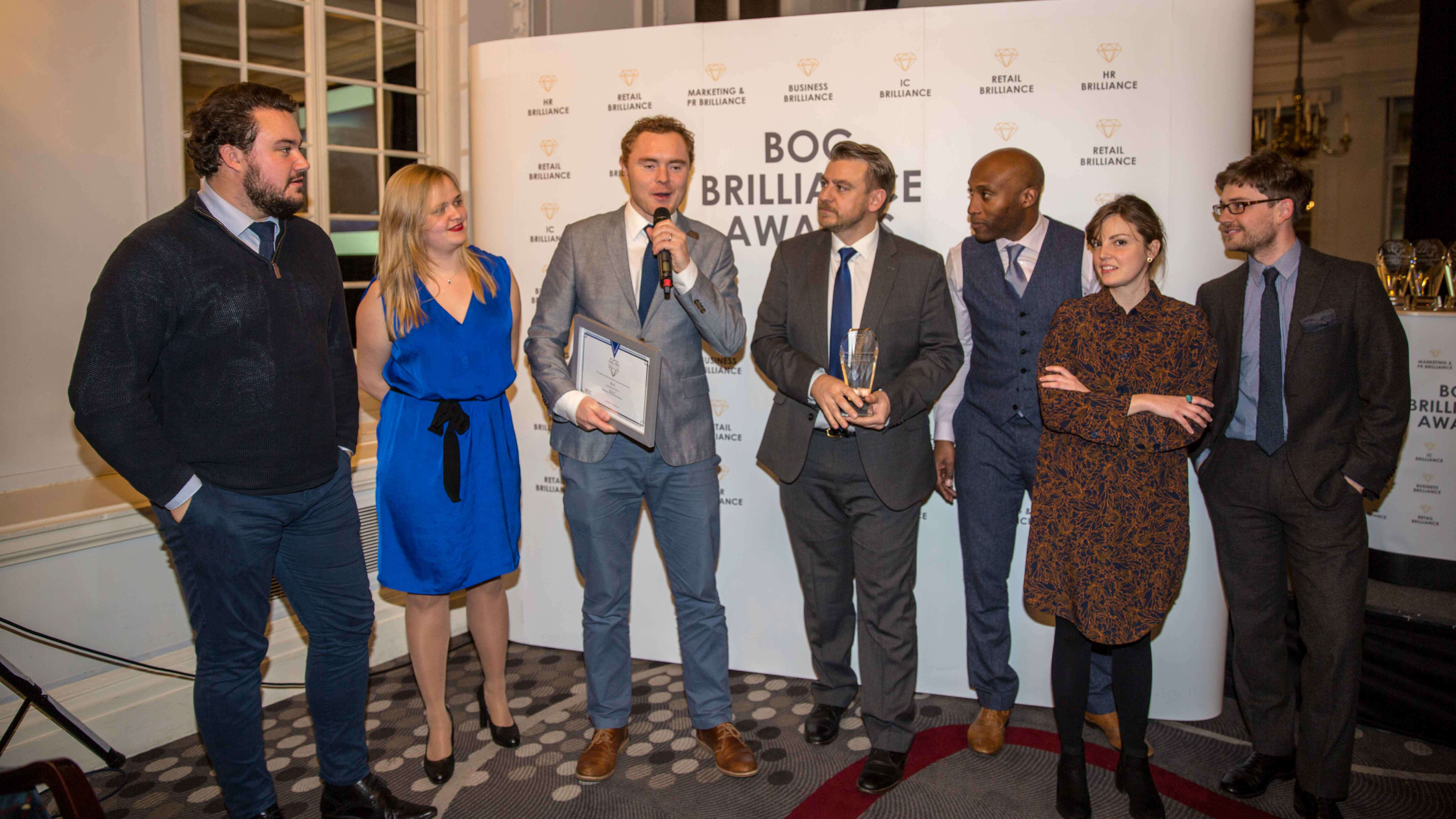 M-IS - MPR Brilliance Awards Winners 2018