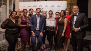 MHA MacIntyre Hudson - HR Brilliance Award Winners