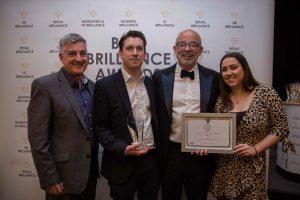 HR BRILLIANCE AWARDS _ WINNER - THE AA
