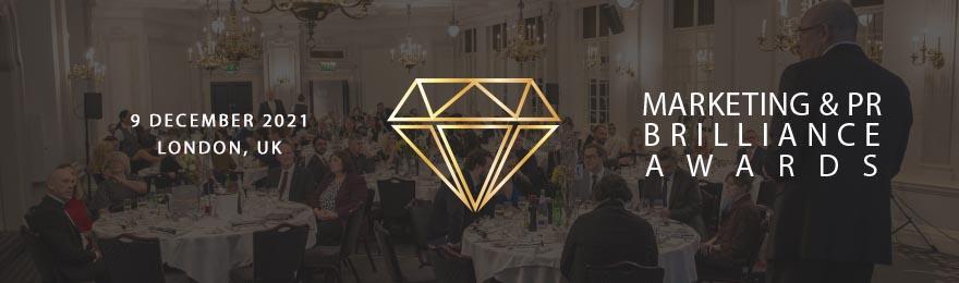 Marketing and PR Brilliance Awards 2021